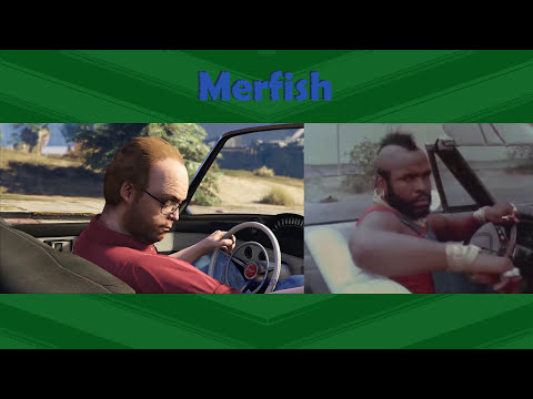 The GTA-Team [Side By Side Comparison]