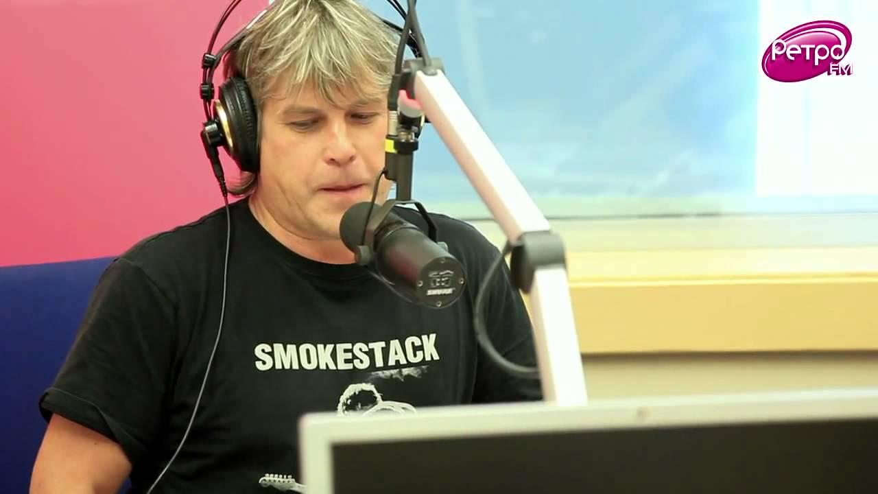Алексей Глызин в гостях у Ретро FM
