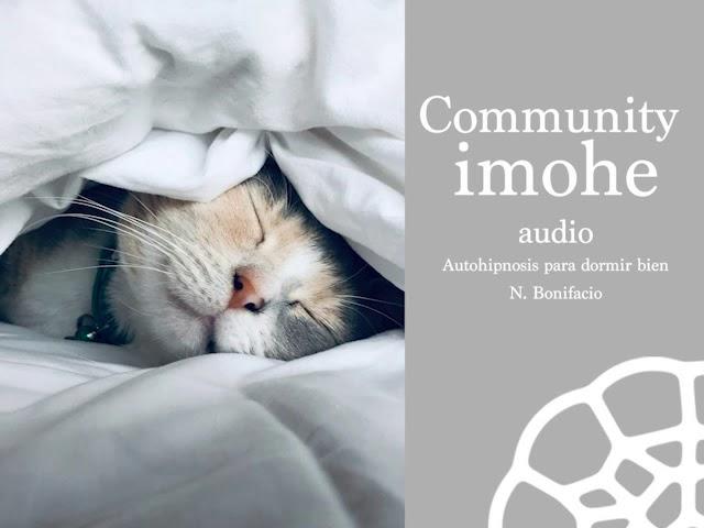 Autohipnosis para dormir bien