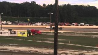 Spectator Race Fulton Speedway