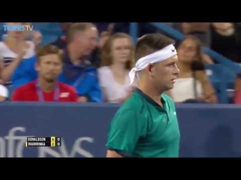 2016 Western and Southern Open, Cincinnati: Tuesday Highlights ft. Wawrinka, Monfils & Gasquet
