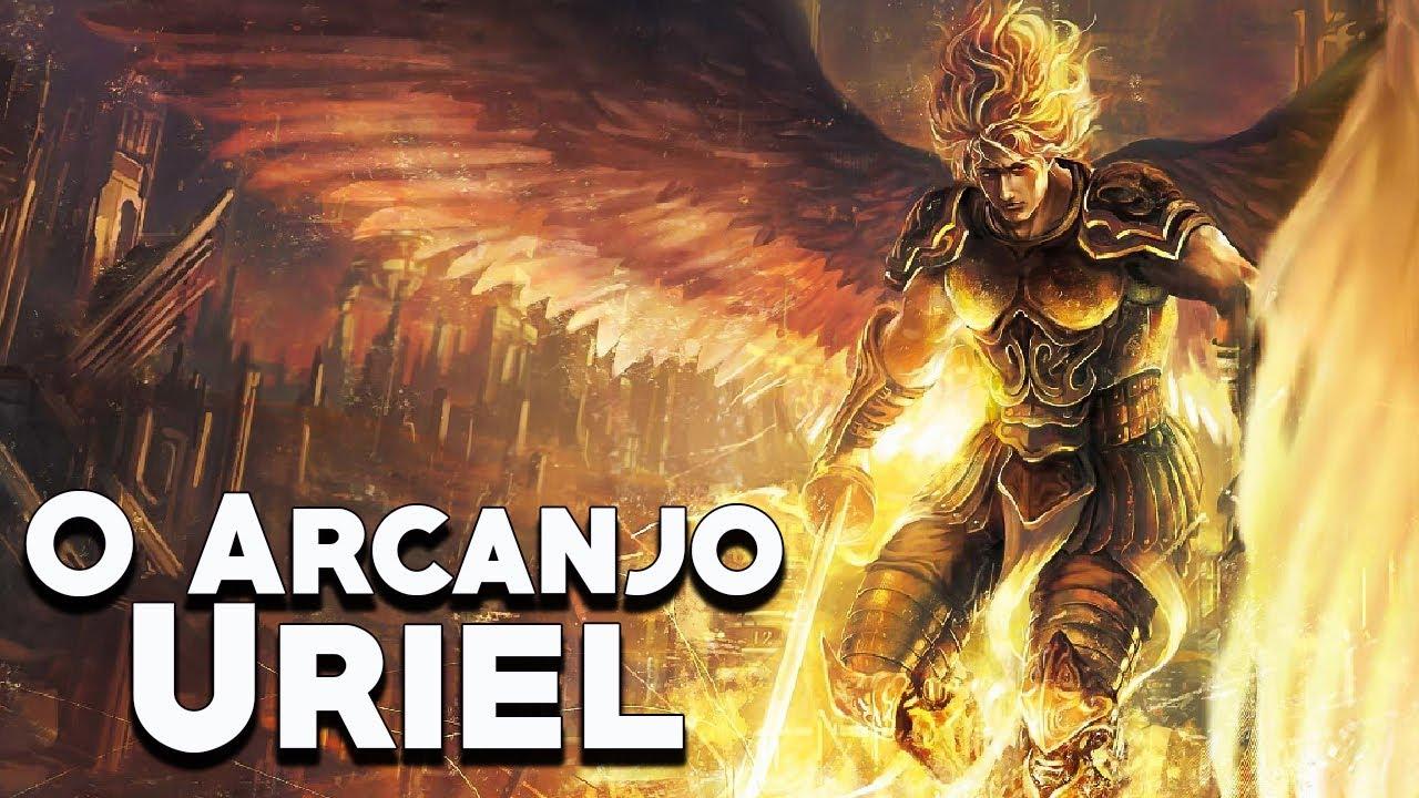 Download Uriel: O Arcanjo da Luz do Senhor - Anjos e Demônios - Foca na História