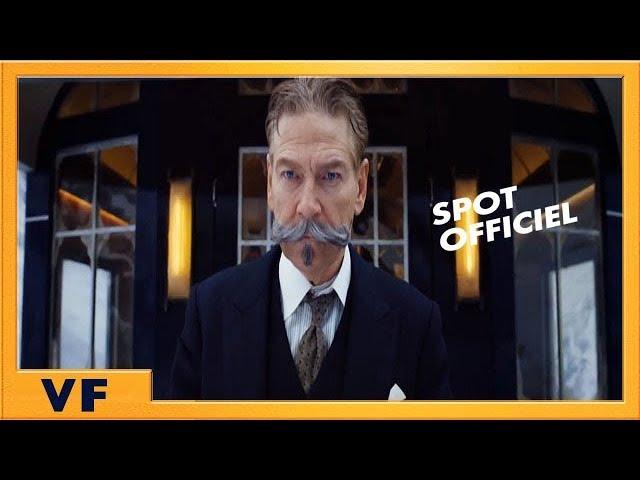 Le Crime de l'Orient Express | Spot - Le compte à rebours a commencé - VF HD | 2018