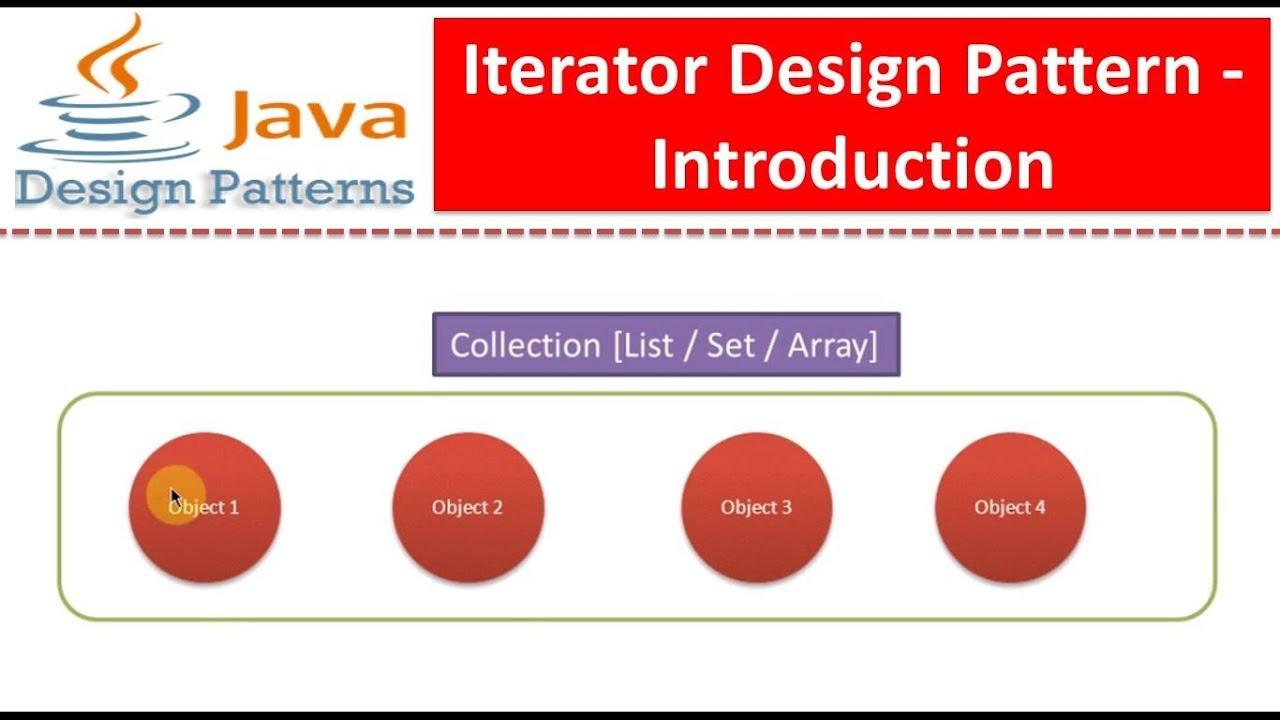 Iterator Pattern Best Design