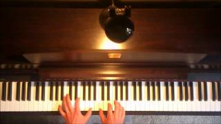 The Hobbit Theme + piano sheets (Far over the Misty Mountains cold)