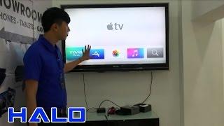 [Haloshop] Hướng dẫn sử dụng Apple TV Gen 4