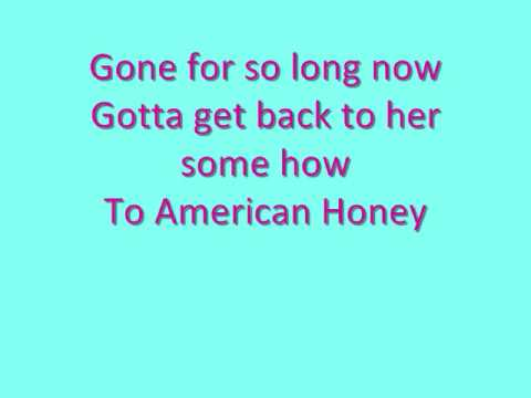 American Honey lyrics