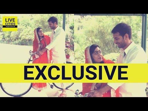 Exclusive : साइकिल पर Aishwarya Rai  को Patna में घुमाने निकले Tej Pratap I LiveCities