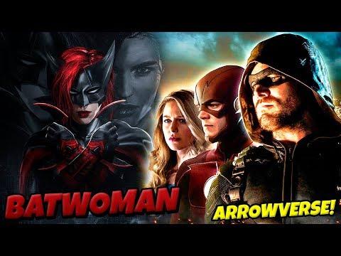 Batwoman Actriz Confirmada Arrowverse 🦇 ¿Buena o Mala Elección? - The Flash Temporada 5