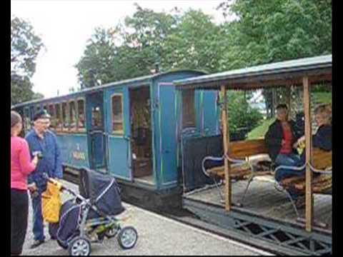 Mariefred / Sweden - narrow gauge railway museum