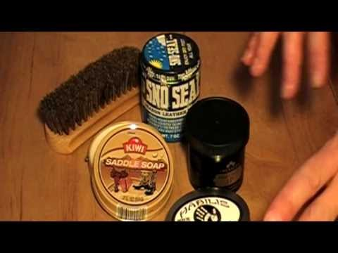 Waterprooofing  Obenhauf 's,Saddle Soap,Sno Seal and Habilis Gear Wax