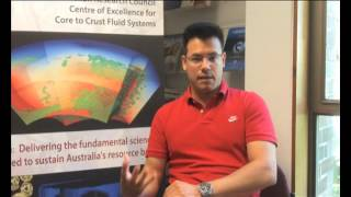 Dr Juan Carlos Afonso, Department of Earth and Planetary Sciences, Macquarie University