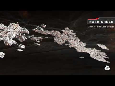 Callinex Mines Inc (TSX-V: CNX ; OTCQX: CLLXF) Nash Creek and Superjack Project Video