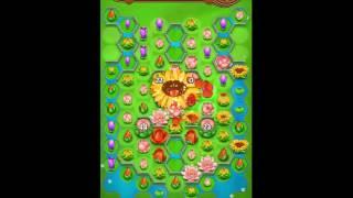 Blossom Blast Saga Level 341 No Boosters