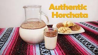 How to Make Horchata |Easy Recipe| Cocina Con Curacao