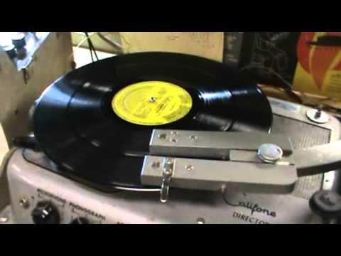 Binaural Record Demonstration Livingston Tone Arm (1953)