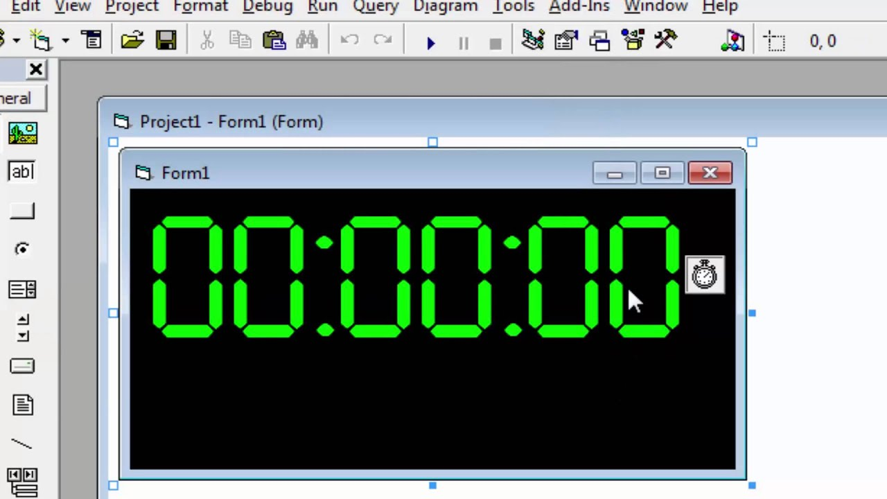 Cool digital clock downloadable software free