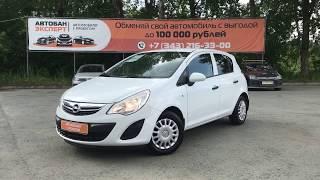 Видеопрезентация автомобиля Opel Corsa