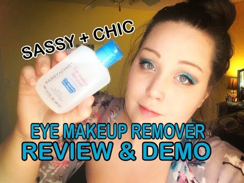 Why You Shouldn't Buy The Sassy + Chic Eye Makeup Remover! | April 2016