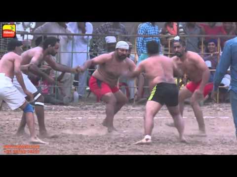 KHALRA (Amritsar) || KABADDI CUP - 2015 || 40 YEARS PLAYERS || SHOW MATCH  || Full HD ||