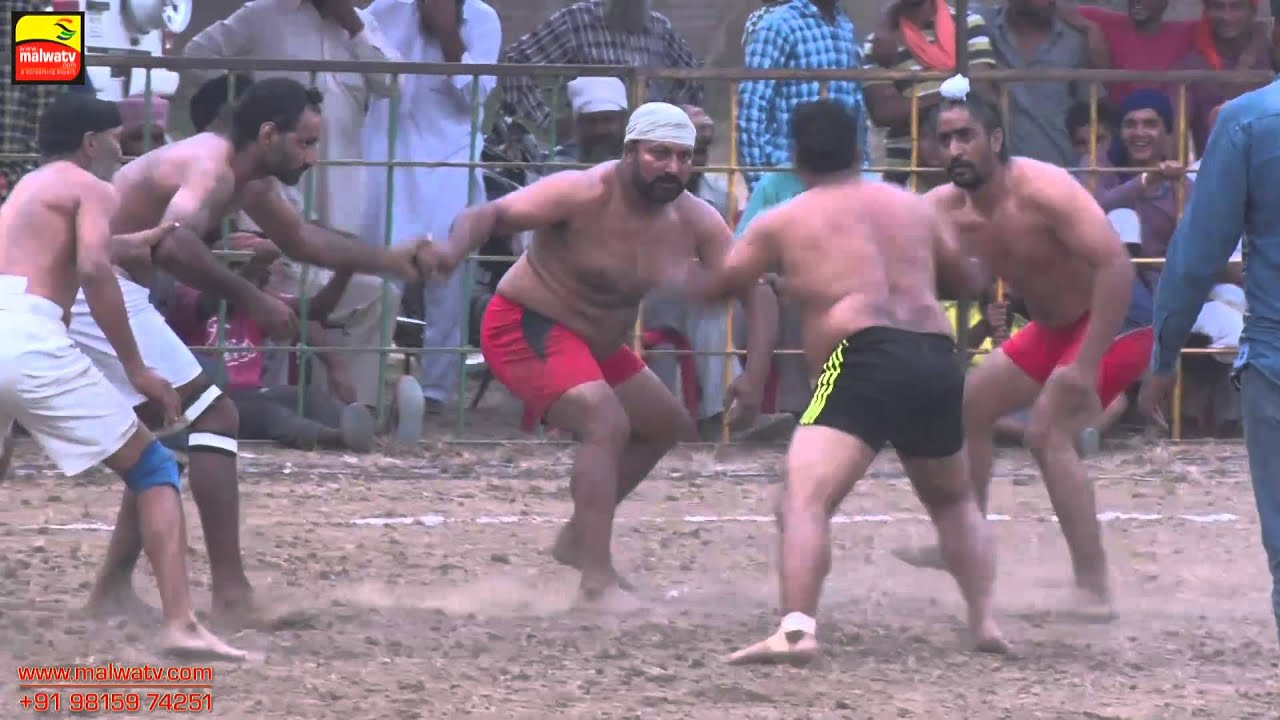 KHALRA (Amritsar) || KABADDI CUP - 2015 || 40 YEARS PLAYERS || SHOW MATCH  || Full HD ||