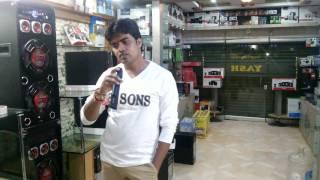 Hum Chhod chale hai mahfil ko By Yash Chouhan