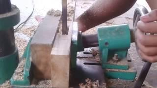 Mesin tatah bor kayu