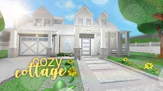 Roblox | Bloxburg | Cozy Cottage + yes i changed my user