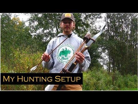 Traditional Archery Hunting Gear 2019