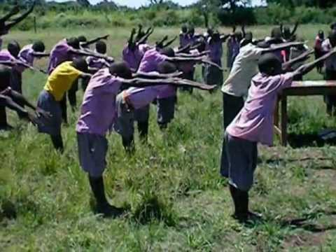 Fitness For Africa's Fitness Programs in Uganda