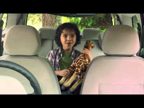 The All New Chevrolet Spin: SPIN FAMILY GOES TO THE ZOO