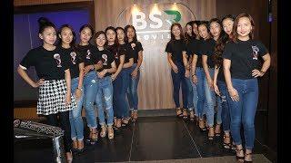 Miss limbu का १४ प्रतिस्पर्धि सहित आयोजक, सल्लाहकारसहितको टोली BG Mall को BSR Movies मा