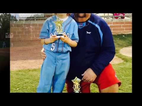 8 Year old Catcher Hi Lites 2016