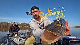 Первая щука 2021 года на спиннинг Рыбалка перед нерестом