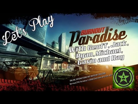 Let's Play - Burnout Paradise