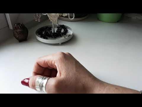 Раухтопаз и цитрин в серебре .Часть 16. Продам