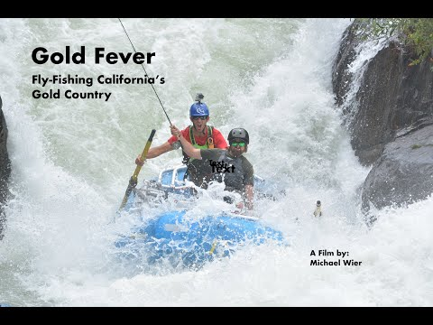 Gold Fever-Fly-Fishing California's Gold Country