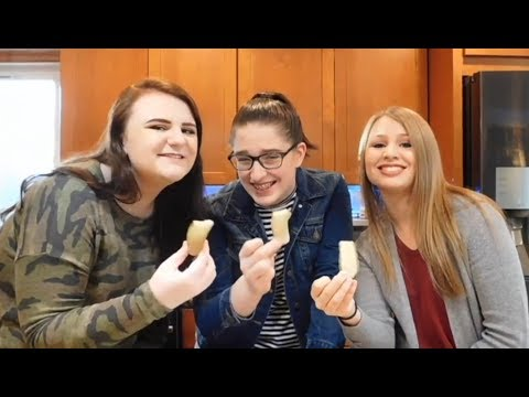 Miracle Berry Taste Test w/ Grace & Hanna!