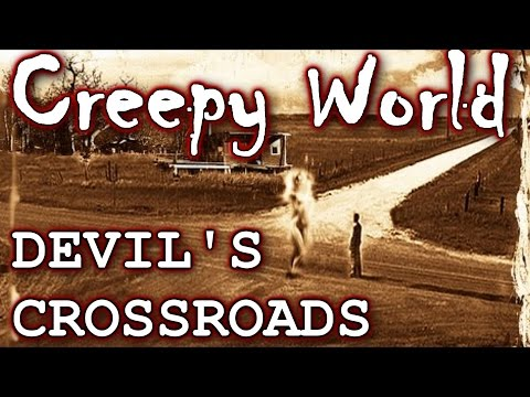 "CREEPY WORLD ""The Crossroads Of Clarksdale"""