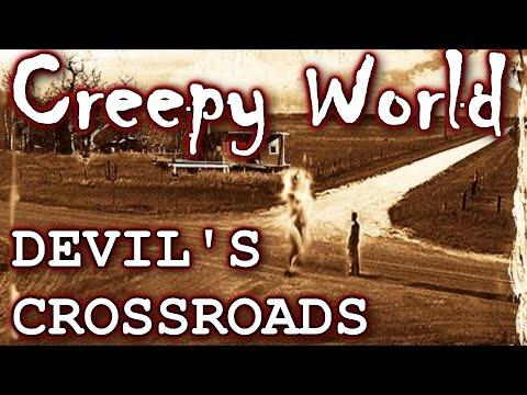 CREEPY WORLD