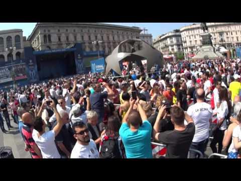 POLIZIA LOCALE DI MILANO - Finale Champions 26 27 maggio