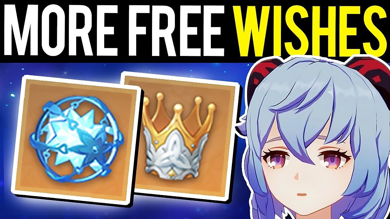 New 1 2 Update More Free Wishes Wtf Genshin Impact Youtube