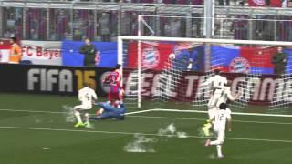 FIFA 15 - Die ersten Spiele