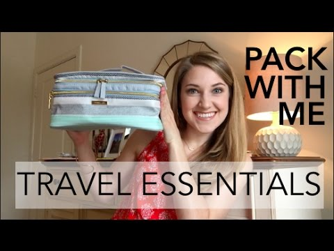 Travel Essentials | Target Travel Case Product Review || This or That thumbnail