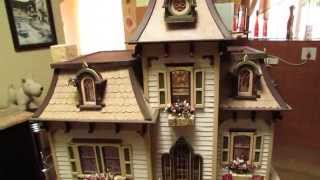 Beacon Hill Full Scale Dollhouse From Greenleaf