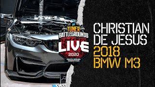 PASMAG Tuner Battlegrounds Competitor: Christian Dior De Jesus - 2018 BMW M3