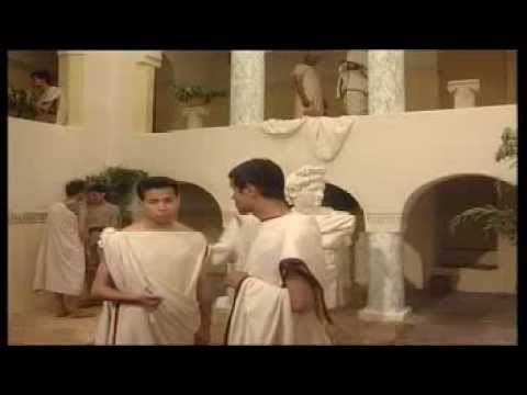 Film Saint Augustin en kabyle (Ddem Teyred Meqqran yufa abrid is )
