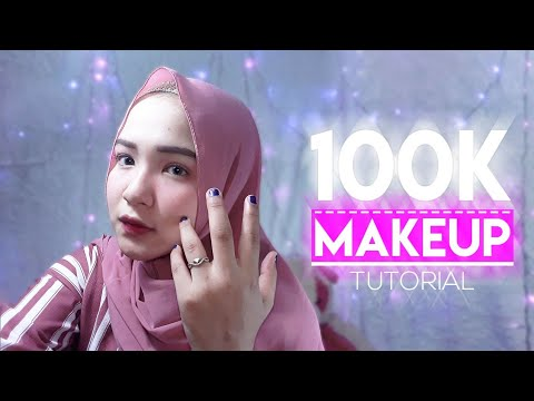 100k-make-up-challenge-|-make-up-murah-tapi...