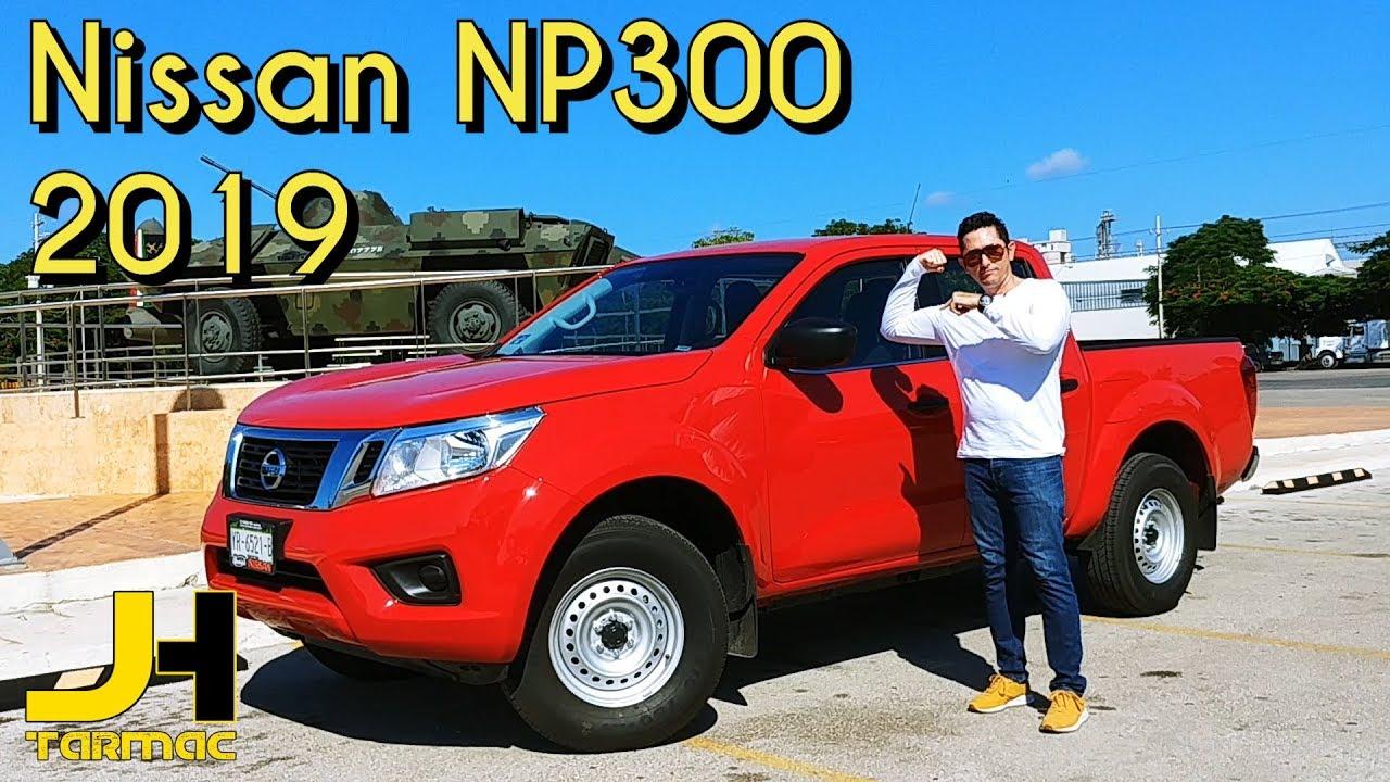 Nissan NP300 Frontier 2019 Prueba a fondo! La constructora ...