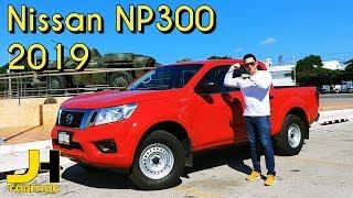 Nissan NP300 Frontier 2019 Prueba a fondo! La constructora de caminos.